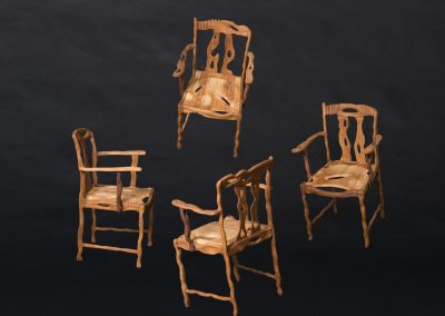 Oak chairs 2016 - ONLY ONE LEFT