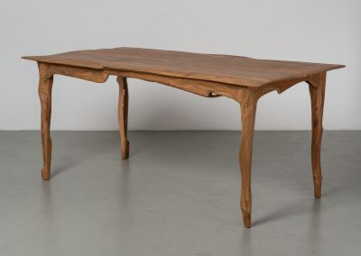Reclaimed  Dining Table, teak. Privately commissioned. 180x 85 cm
